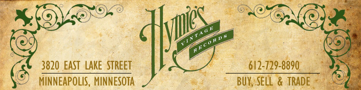 Hymies Vintage Records