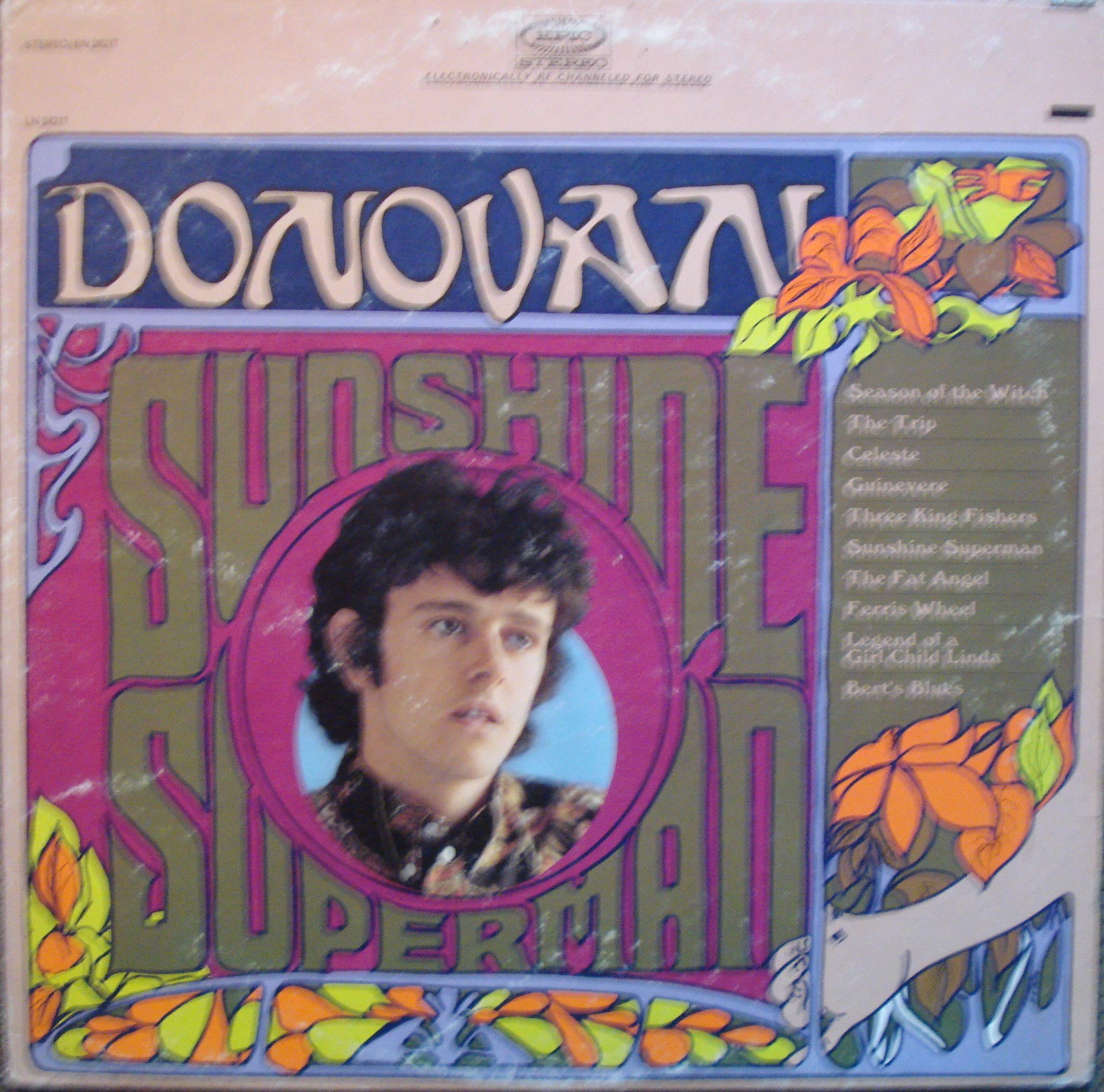 Sunshine Superman to Sunshine Superman