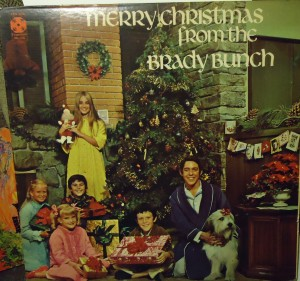 merry christmas from the brady bunch