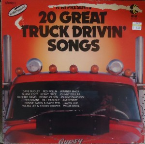 20 great truck drivin songs
