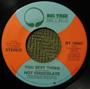 you sexy thing