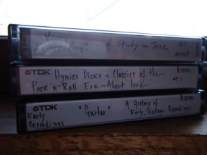 hymies tapes