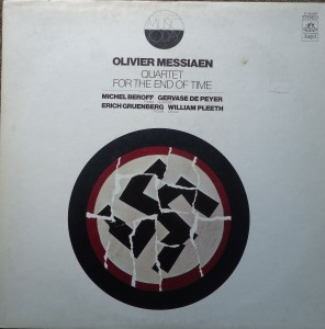 messiaen quartet for the end of time angel