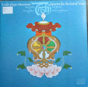 quartet for the end of time tashi