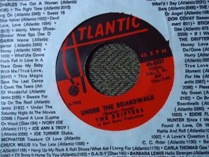 drifters boardwalk 45