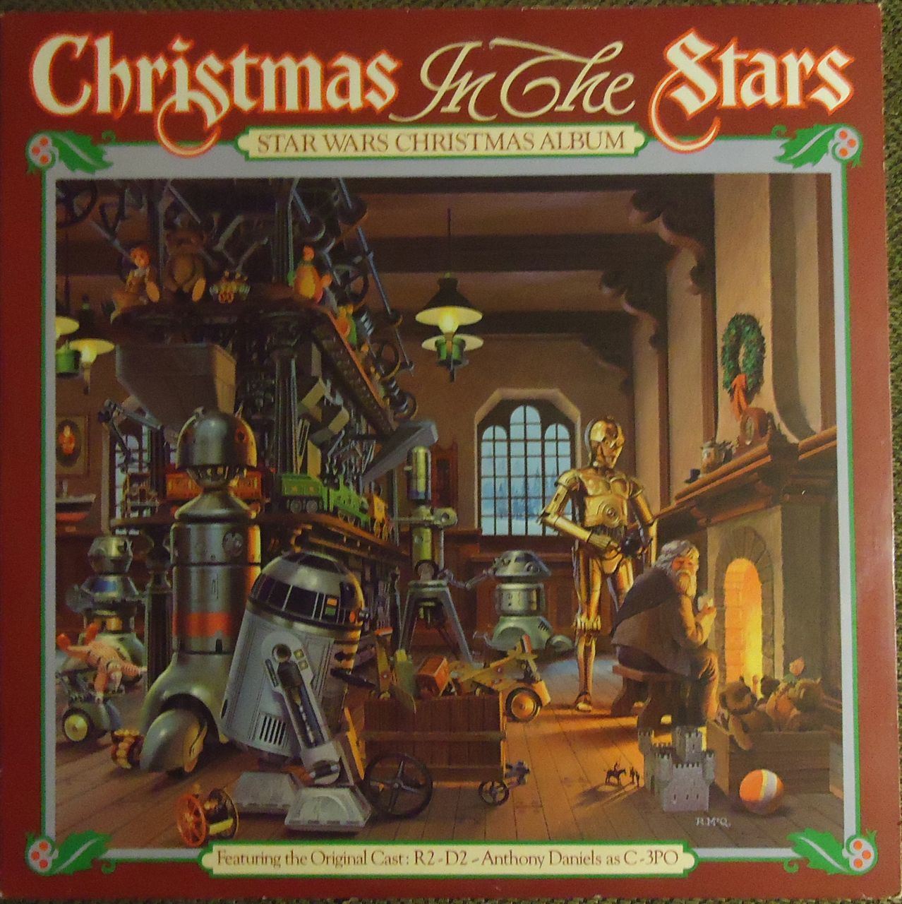 Hymies Vintage Records · Rrrrgghhh! Novelty Christmas Songs