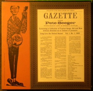 seeger gazette