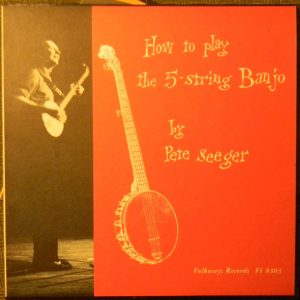 seeger how to play the five string banjo
