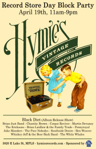 Hymies RSD Block Party