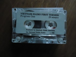 vietnam radio first termer