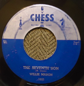 seventh son willie mabon