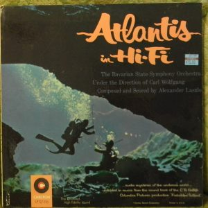 atlantis in hi fi