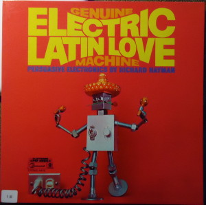 genuine electric latin love machine