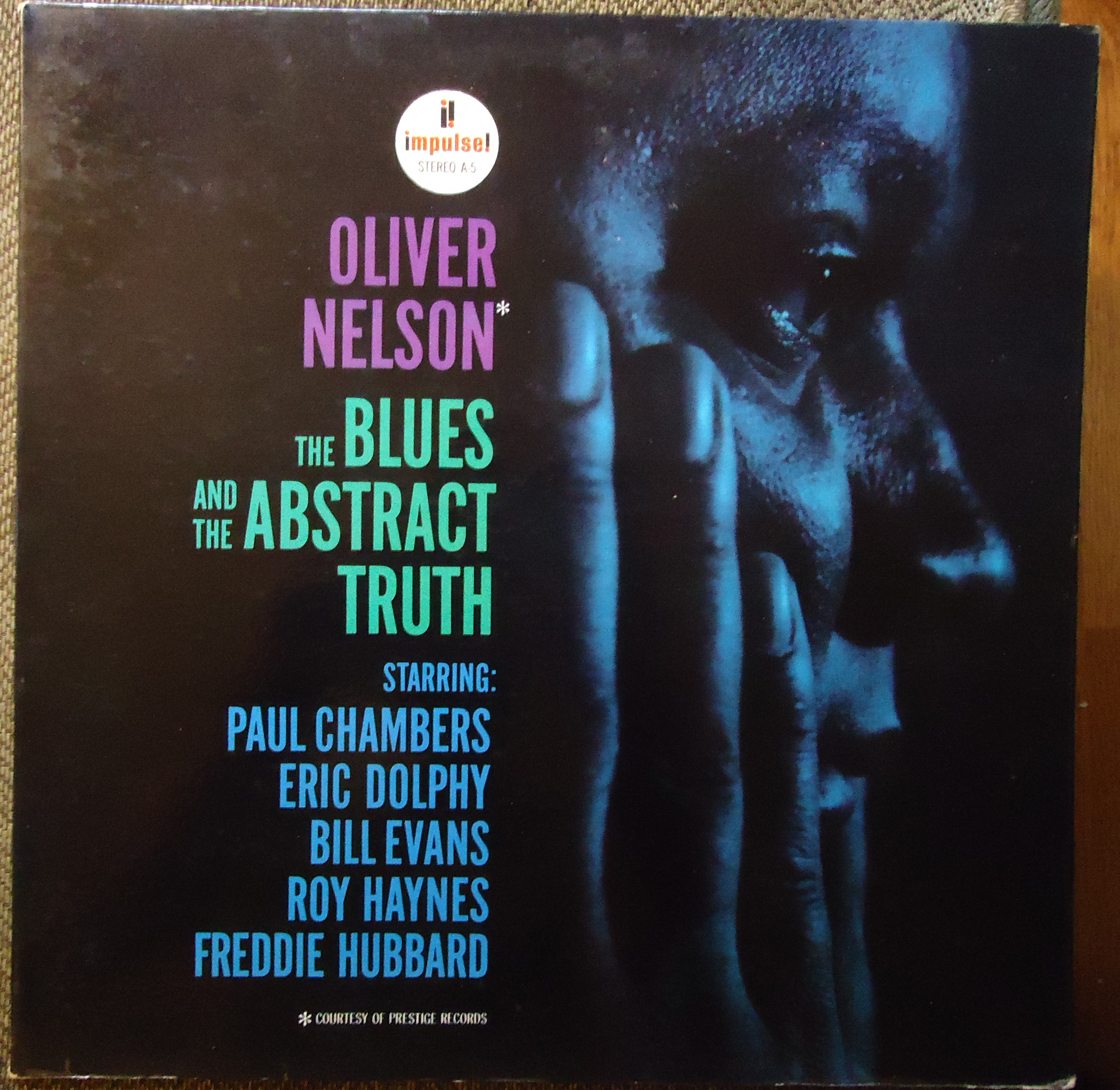 Hymies Vintage Records · The Blues and the Abstract Truth