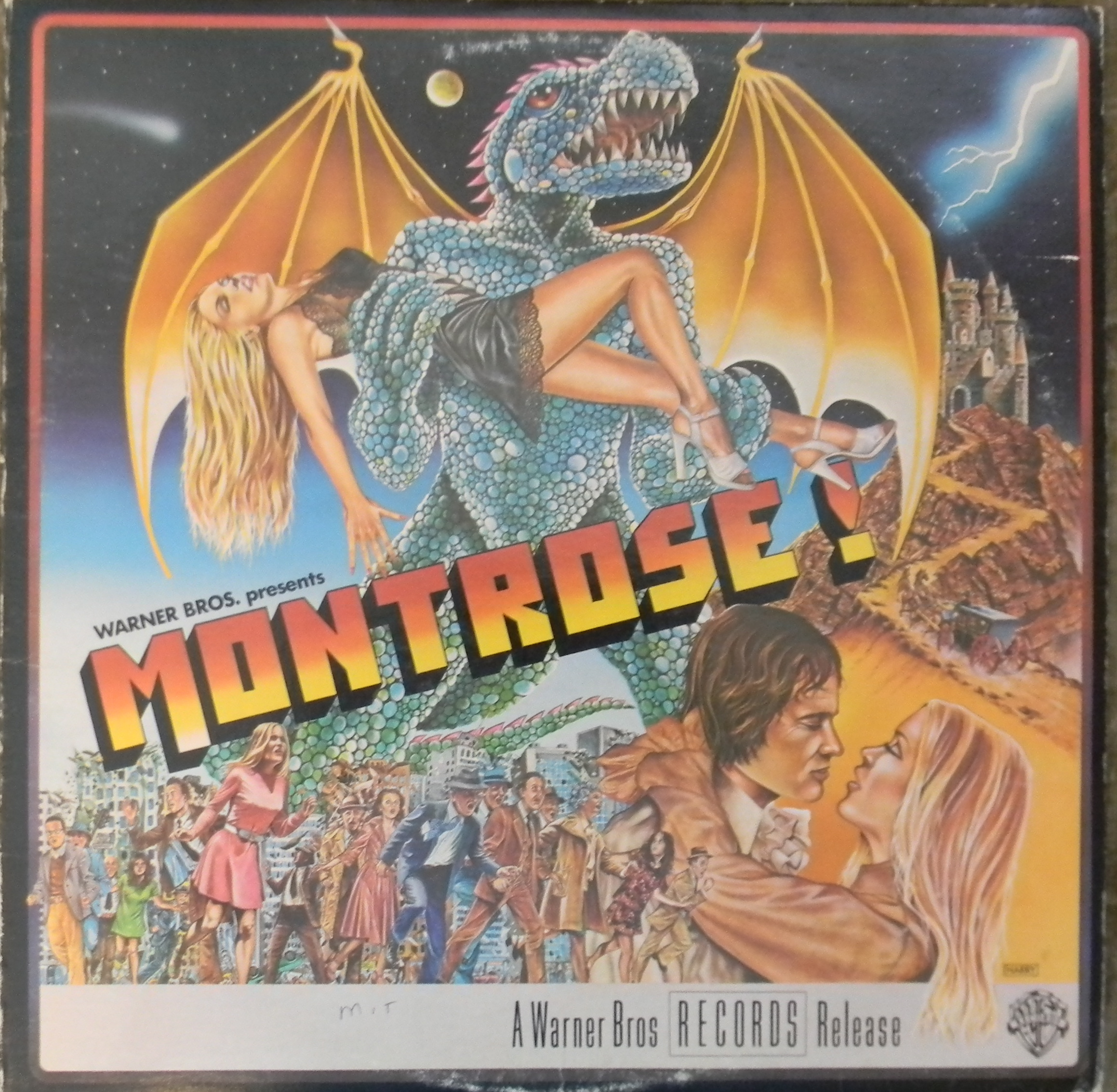Hymies Vintage Records · Dragons on album covers