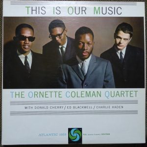 ornette this is our music lp