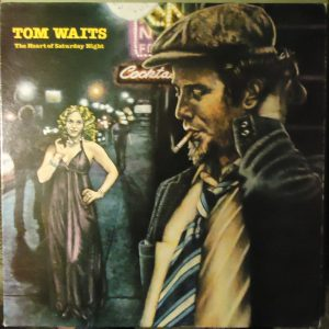 tom waits saturday night lp