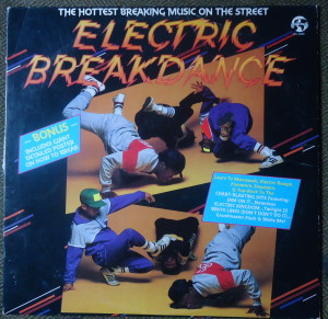 electric breakdance
