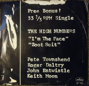 high numbers single