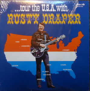 tour the usa with rusty draper