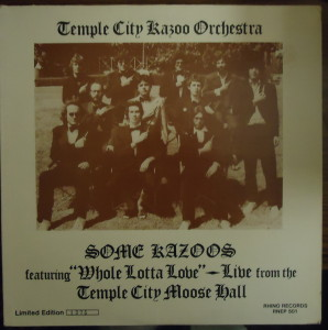 temple city kazoo orchestra