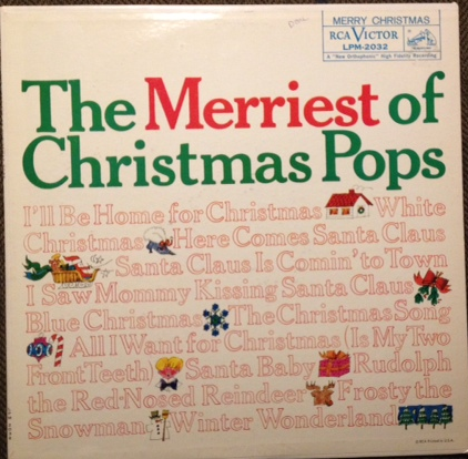 esquivel never had the opportunity to make his own christmas album but he did contribute six tracks to this compilation put out by rcavictor in 1959 - Best Selling Christmas Albums
