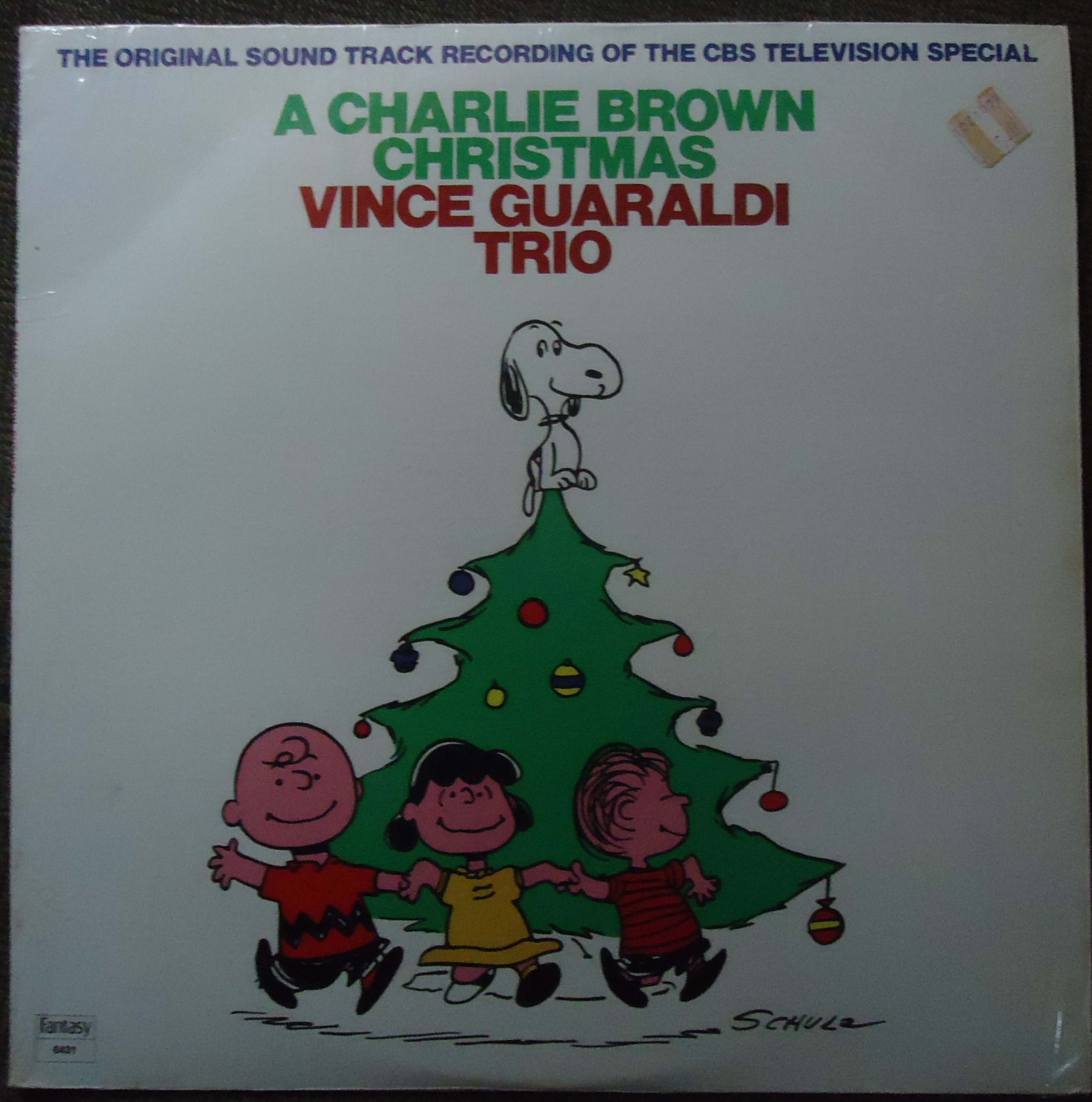 When Is Charlie Brown Christmas On.Hymies Vintage Records Charlie Brown S Christmas At Fifty