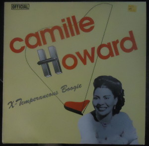 camille howard