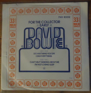david bowie EP