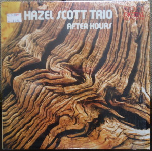 hazel scott trio