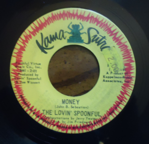 lovin spoonful money