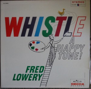 whistle fred lowry