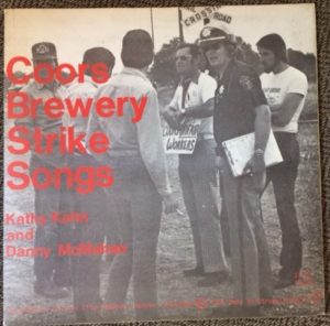 coors brewery strike songs