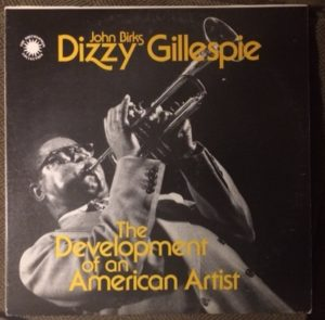 dizzy the development of an american artist