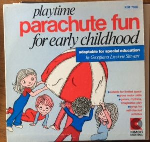 parachute time LP
