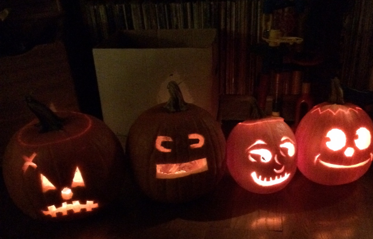 Our Family Carved Our Jack Ou0027 Lanterns Last Night!